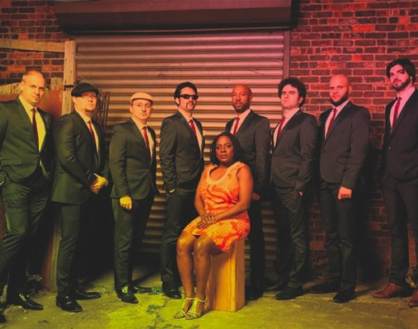 "SHARON JONES & THE DAP-KINGS - ""SOUL TIME !"" (2011)"