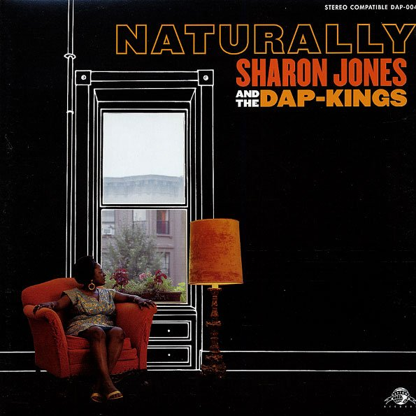 "SHARON JONES & THE DAP-KINGS - ""NATURALLY"" (2005)"