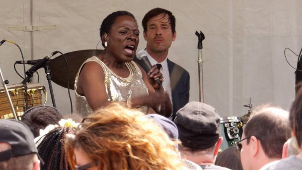 SHARON JONES & THE DAP-KINGS - LIVE ON KEXP (2016)