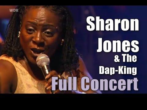 SHARON JONES & THE DAP-KINGS IN CONCERT (2010)