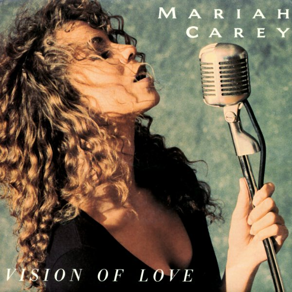 "MARIAH CAREY - ""Vision of love"" - ""Someday"" - ""I don't wanna cry"" (1990)"