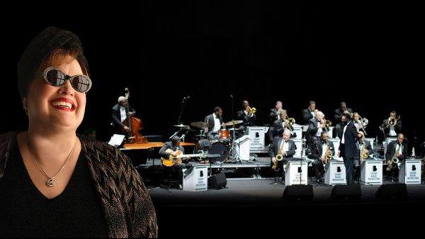 DIANE SCHUUR & THE COUNT BASIE ORCHESTRA LIVE (1987)