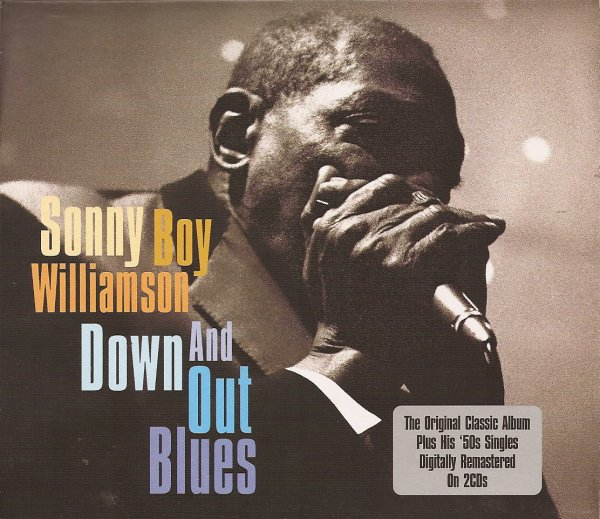 "SONNY BOY WILLIAMSON - ""DOWN AND OUT BLUES"" (1959)"