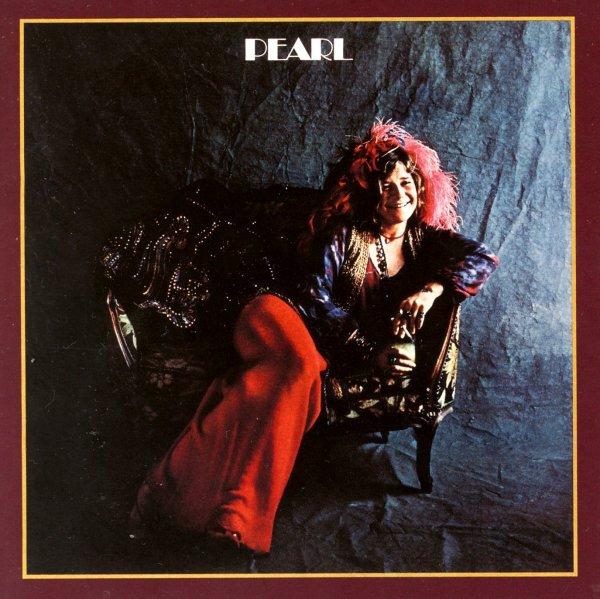 """JANIS JOPLIN & FULL TILT BOOGIE BAND - """"PEARL"""" (1970)"""