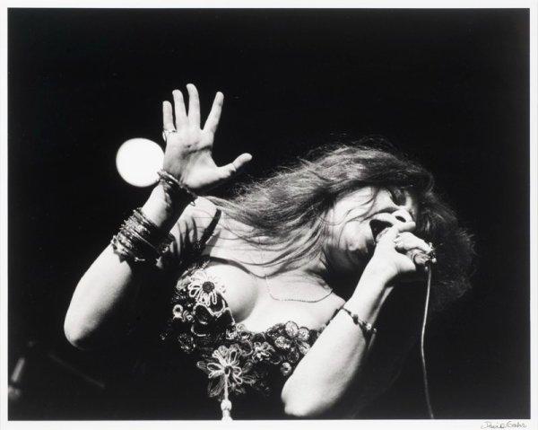 JANIS JOPLIN  - LIVE AT NEWPORT FOLK FESTIVAL (1968)