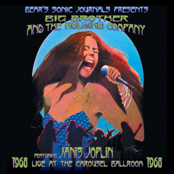 JANIS JOPLIN - LIVE AT THE CAROUSEL BALLROOM (1968)