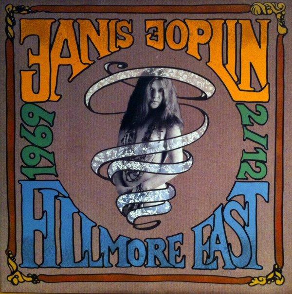 JANIS JOPLIN - LIVE AT FILLMORE EAST (1969)