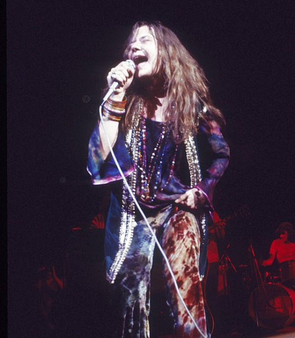 JANIS JOPLIN - LIVE AT WOODSTOCK (1969)