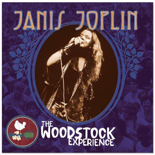 JANIS JOPLIN - LIVE AT WOODSTOCK (1969)