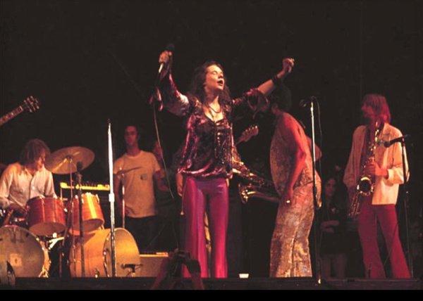 JANIS JOPLIN & KOZMIC BLUES BAND - LIVE IN FRANKFURT (1969)