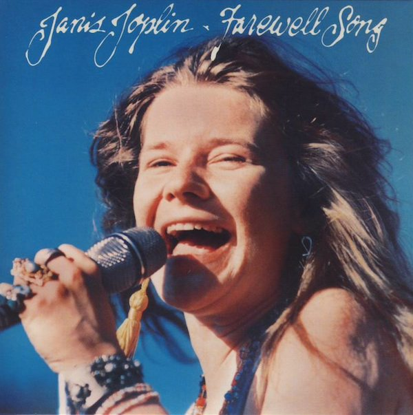 """JANIS JOPLIN - """"FAREWELL SONG"""" (1967 / 1970)"""
