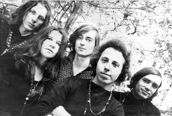 BIG BROTHER & THE HOLDING COMPANY FEATURING JANIS JOPLIN
