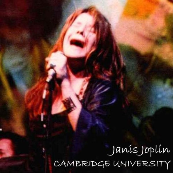 JANIS JOPLIN - LIVE AT CAMBRIDGE (1968)