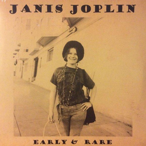 """JANIS JOPLIN - """"JANIS MINOR"""" (1963)"""