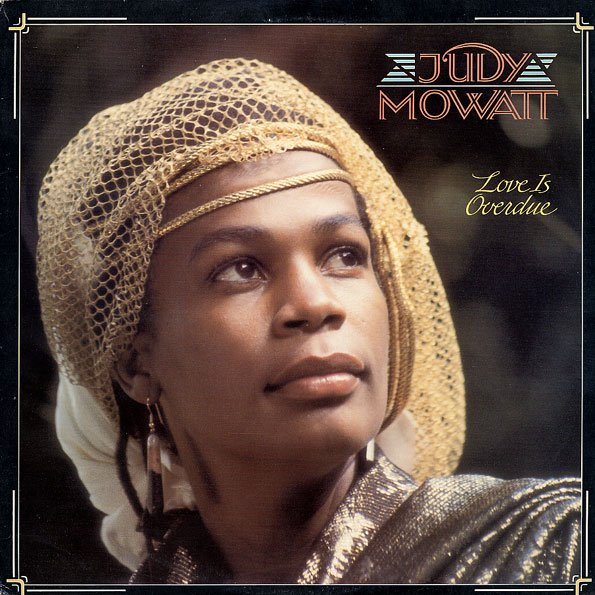 "JUDY MOWATT - ""LOVE IS OVERDUE"" (1986)"