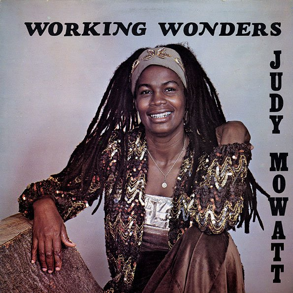 "JUDY MOWATT - ""WORKING WONDERS""(1985)"