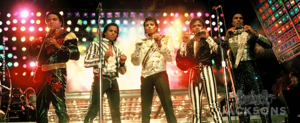 """THE JACKSONS - """"VICTORY"""" TOUR 1984 - LIVE IN TORONTO"""