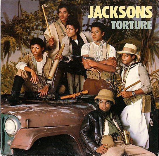 """THE JACKSONS - """"VICTORY"""" (1984)"""