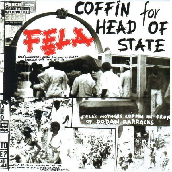 """FELA - """"COFFIN FOR HEAD OF STATE"""" (1981)"""