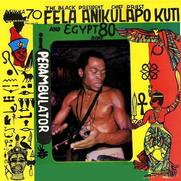 """FELA - """"PERAMBULATOR"""" (1983)"""