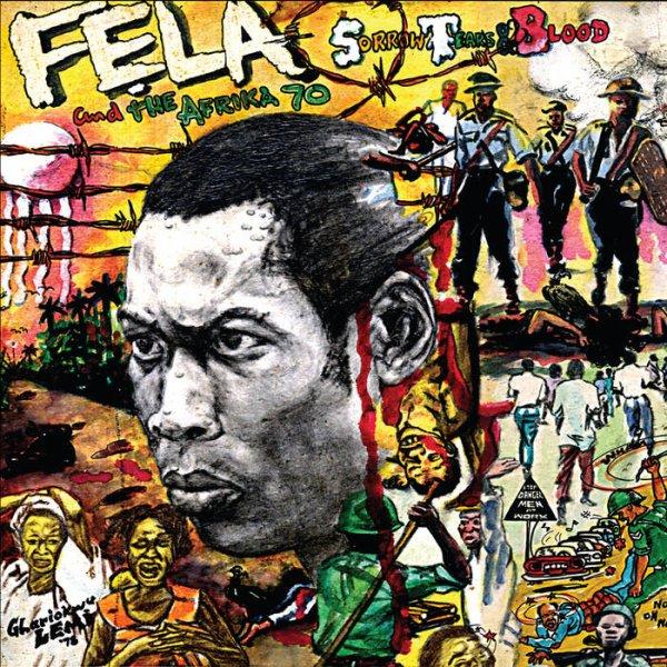 "FELA - ""SORROWS, TEARS & BLOOD"" (1977)"