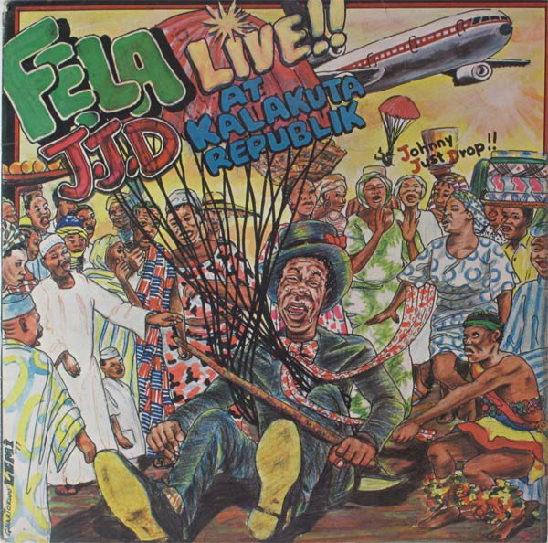 "FELA - ""LIVE AT KALAKUTA REPUBLIK"" (1977)"