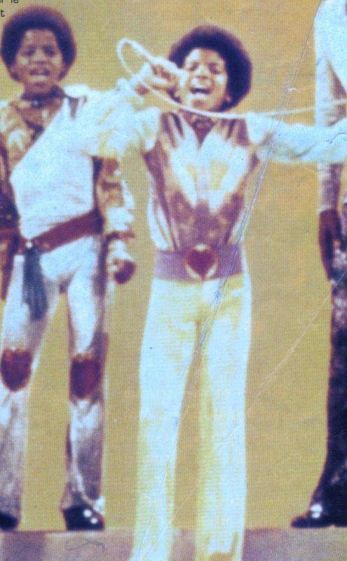 un gamin super talentueux : le grd & unique Michael Jackson <3