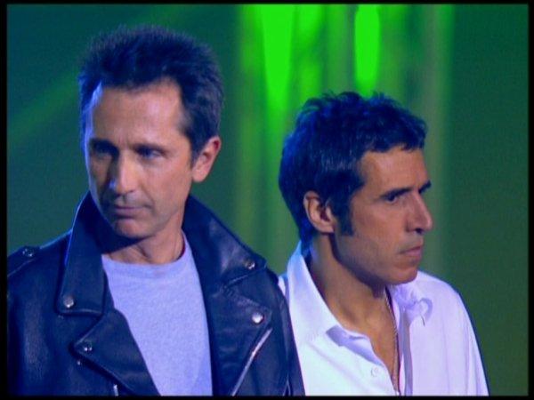 Thierry Lhermitte & Julien Clerc