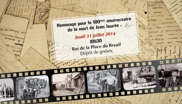 hommage a Jean Jaures