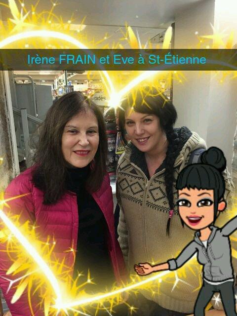Rencontre avec l écrivain Irène FRAIN