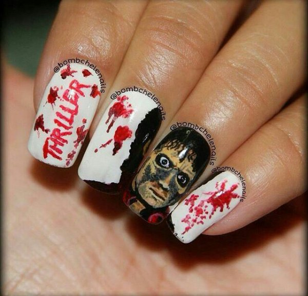 Michael Jackson ongles