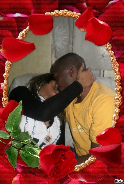 moi et mon Ti coeur d'amour