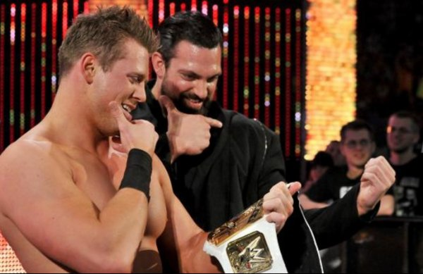 NOC: The MoneyMaker take back the Intercontinental title.