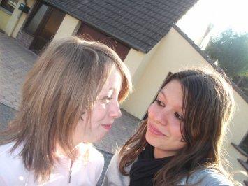 Une soeur, comme une meilleure amie ♥.