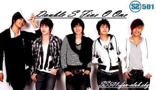 SS501 's Biographie :)