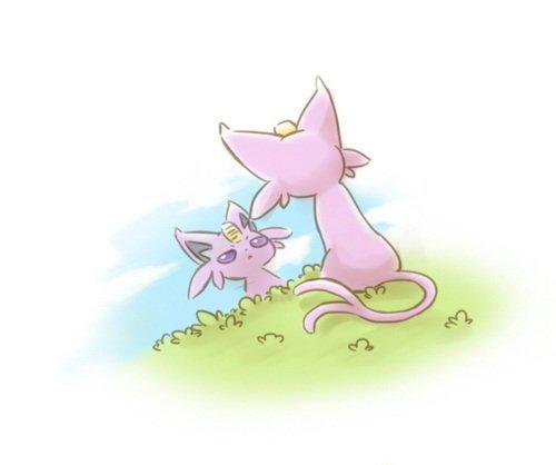 Miaouss suit l'éxemple parfait partie 2 -Mini comic Pokémon