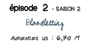 BLOODLETTING | saignée _