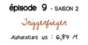 TRIGGERFINGER | le doigt sur la détente _