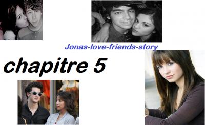 Chapitre 5: l'amour gagne toujours...ou pas
