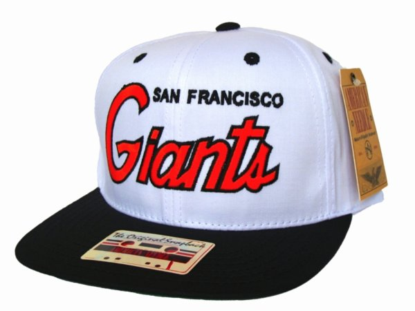 Officielle MLB - SAN FRANCISCO GIANTS Snapback