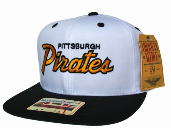 Officielle MLB - PITTSBURGH PIRATES Snapback