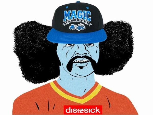 Officielle NBA - ORLANDO MAGIC Snapback