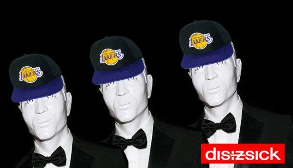 Officielle NBA - LOS ANGELES LAKERS Snapback