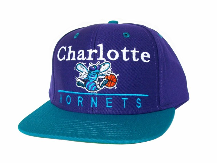 Casquette Ajustable NBA - CHARLOTTE HORNETS Snapback -  Adidas