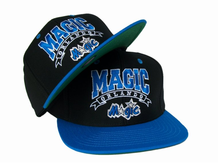 Casquette Neuve Ajustable  NBA - ORLANDO MAGIC Snapback - Casquette  - EDITION LIMITEE