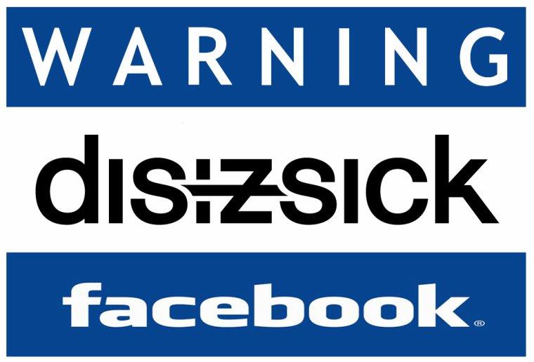 Rejoins-nous sur la page Facebook disizsick