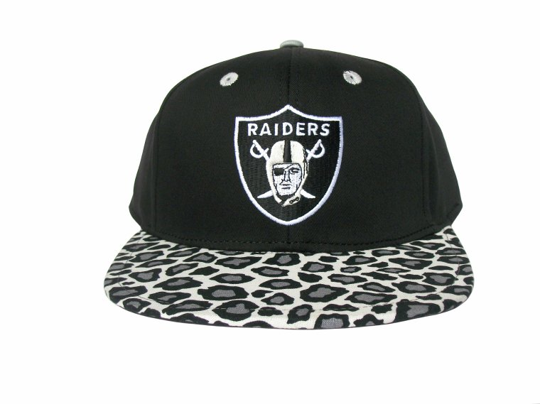 Casquette Los Angeles Raiders Customisee - Snapback  EDITION LIMITEE  Disizsick
