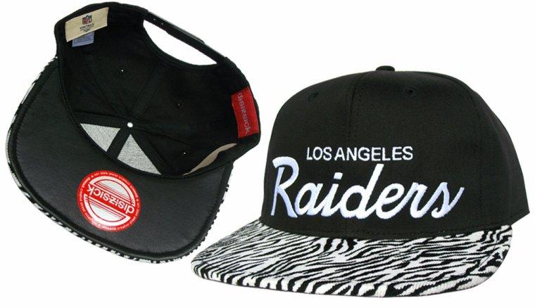 Casquette Los Angeles Raiders Customisee - Snapback  EDITION LIMITEE  Disizsick