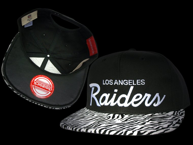 Casquette Los Angeles Raiders Customisee - Snapback - EDITION LIMITEE par  disizsick