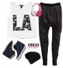 Sondage : Quelle est ta tenue de sport favorite ?